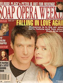 Soap Opera Weekly March 5, 1996