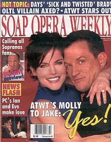Soap Opera Weekly March 6, 2001