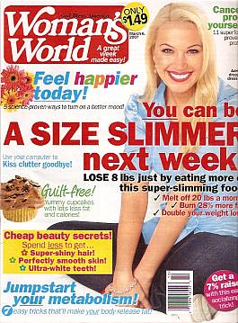 Woman's World March 6, 2007