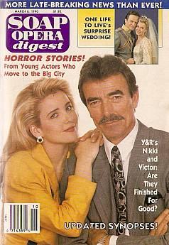 Soap Opera Digest March 6, 1990