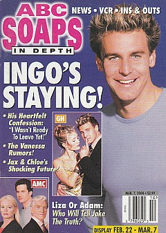 ABC Soaps In Depth March 7, 2000