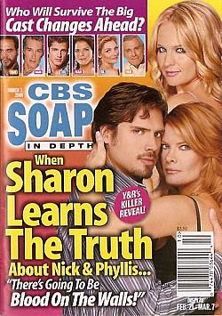 CBS Soaps In Depth March 7, 2006