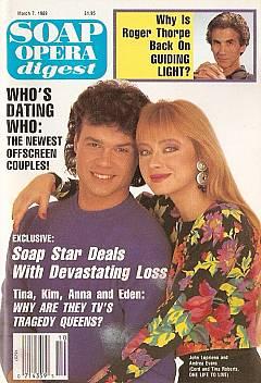 Soap Opera Digest March 7, 1989