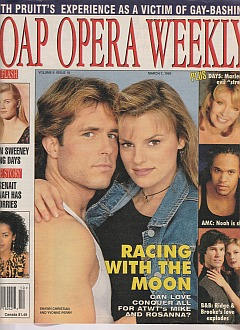 Soap Opera Weekly March 7, 1995