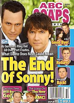 ABC Soaps In Depth March 8, 2010