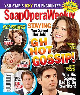 Soap Opera Weekly - March 8, 2011