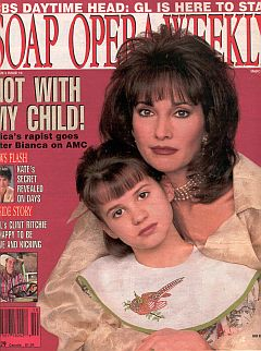 Soap Opera Weekly March 8, 1994