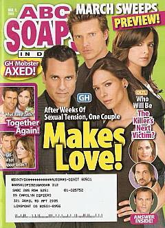 ABC Soaps In Depth March 9, 2009