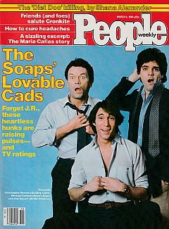 People Weekly March 9, 1981