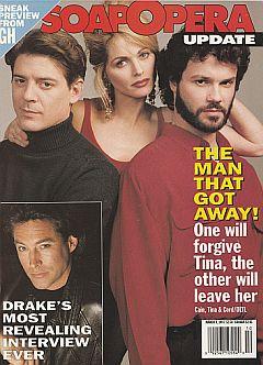 Soap Opera Update March 9, 1993