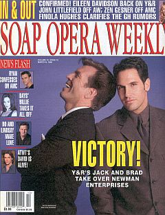 Soap Opera Weekly March 9, 1999