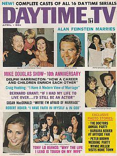 Daytime TV - April 1972