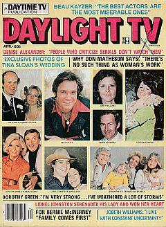 Daylight TV April 1976