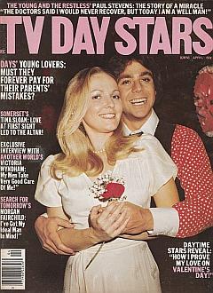TV Day Stars April 1976