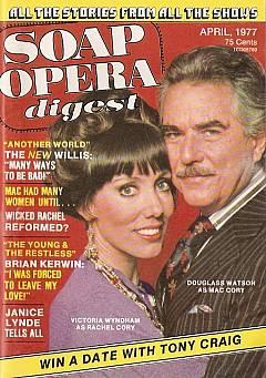 Soap Opera Digest April 1977