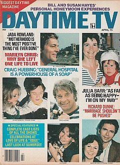Daytime TV - April 1977