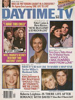 Daytime TV - April 1980