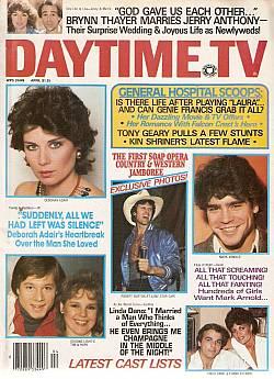 Daytime TV - April 1982