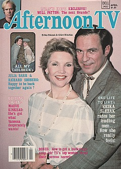 Afternoon TV April 1983