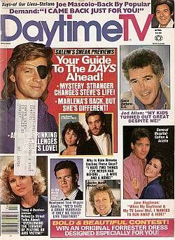 Daytime TV - April 1989