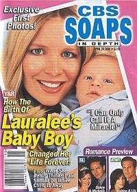 CBS Soaps In Depth April 10, 2001