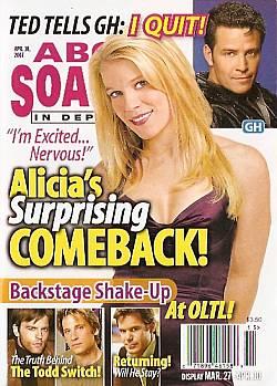 ABC Soaps In Depth April 10, 2007