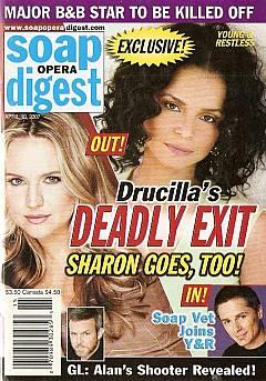 Soap Opera Digest April 10, 2007