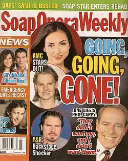 Soap Opera Weekly April 10, 2007