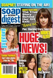 Soap Opera Digest April 10, 2012
