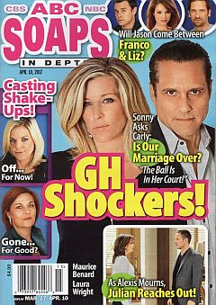 ABC Soaps In Depth April 10, 2017
