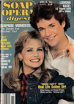 April 10, 1984 Soap Opera Digest