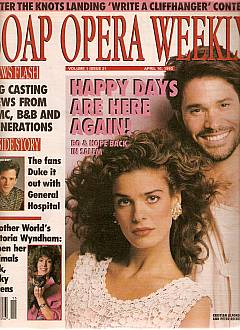 Soap Opera Weekly - April 10, 1990
