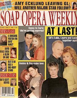 Soap Opera Weekly April 11, 2000