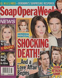 Soap Opera Weekly April 11, 2006