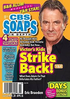 CBS Soaps In Depth April 11, 2011