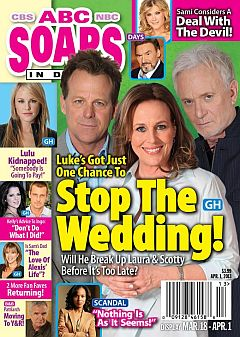 ABC Soaps In Depth April 1, 2013