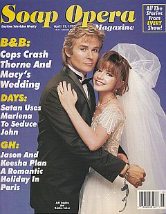 Soap Opera Magazine April 11, 1995
