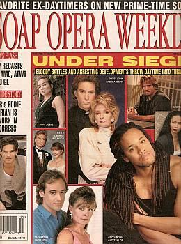 Soap Opera Weekly April 11, 1995