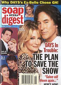Soap Opera Digest April 12, 2005