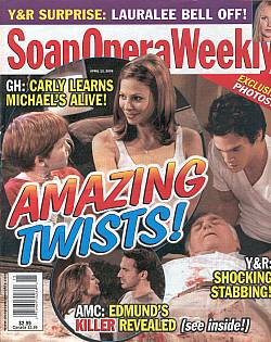Soap Opera Weekly April 12, 2005