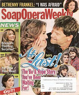 Soap Opera Weekly - April 12, 2011