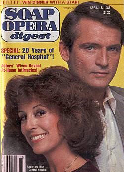 April 12, 1983 Soap Opera Digest