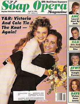Soap Opera Magazine April 12, 1994
