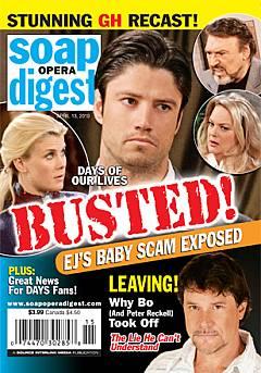 Soap Opera Digest April 13, 2010
