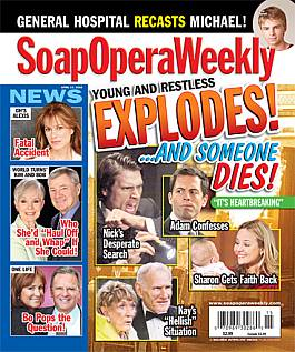 Soap Opera Weekly April 13, 2010
