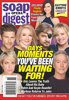 Soap Opera Digest April 13, 2020
