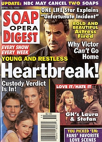 Soap Opera Digest - April 13, 1999