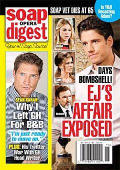 Soap Opera Digest April 14, 2014
