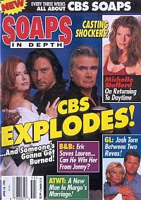 CBS Soaps In Depth - April 14, 1998