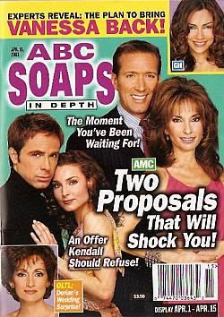 ABC Soaps In Depth April 15, 2003